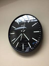 seiko clock a great wall clock for watch lovers watches