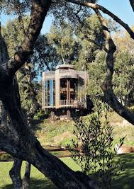 the paarman family estate constantia treehouse
