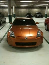 Nissan 350z Orange - orange solar orange 350z z spotting