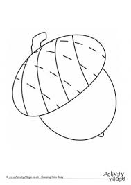 coloring pages fall printable autumn colouring pages