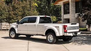 the 2018 f series super duty limited is ford u0027s first 100 000