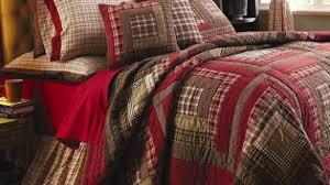 Cabin Bed Sets Rustic Bedding Sets Lodge Log Cabin Bedding Intended For Stylish