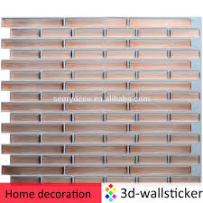 new arrival waterproof self adhesive vinyl kitchen wall tile for