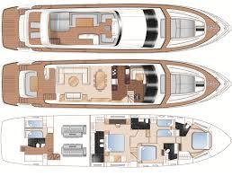 yacht floor plans princess 82 yacht floridian for sale italy