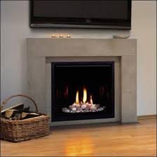 Majestic Vent Free Fireplace by Majestic 500dvblnsc7 Direct Vent Natural Gas Fireplace