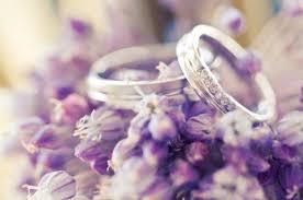 Purple Wedding Rings by Flowers Flowers Purple Wedding Rings Bouquet Flower Wallpaper