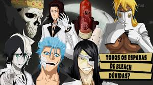 bleach bleach todos os espadas player solo youtube