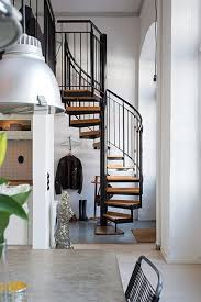 nordic home interiors industrial loft interior enlivening charm of small nordic home