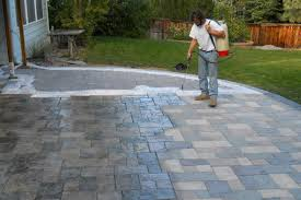 Cost Of Stamped Concrete Patio by Fabulous Ways To Stain Concrete Patio U2014 All Home Design Ideas