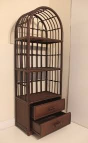 Bookcase With Drawers Rattan Bookcases Foter
