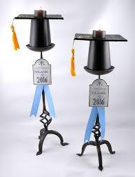 graduation candles graduation cap candle holders tepper
