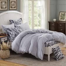 Zebra Bedroom Set 2017 Leopard Bedding Set King Fleece Duvet Cover Zebra Bed