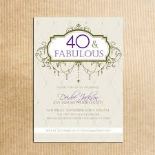40th party invites vertabox com