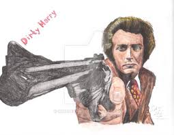 clint eastwood dirty harry magnum force by smjblessing on