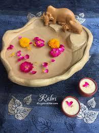 rabri recipe how to make lachha rabri at home divya u0027s zaika