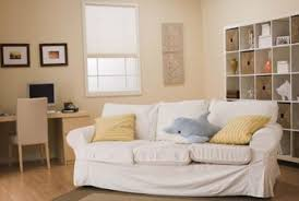 How To Make Slipcovers For Couches How To Slipcover A Couch With Sheets Home Guides Sf Gate