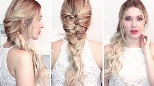 lilith moon youtube false bridal braid hairstyle tutorial frisuren für lange haare