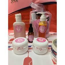 Pemutih Cr eshop checker cr pink original krim cr pemutih wajah 5 in 1