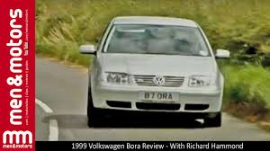 1999 volkswagen bora review with richard hammond youtube