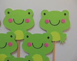 frog baby shower frog baby shower etsy