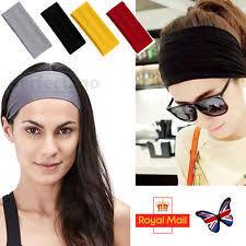 hair bands for women womens sports headband ebay