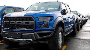 Ford Raptor Blue - ford f 150 raptor an off road beast is headed to china la times