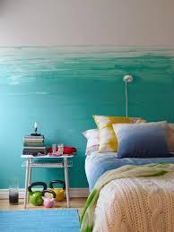 Schlafzimmer Blau Grau Blaue Wandfarbe Graue Möbel Ruhbaz Com