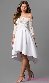 8th grade graduation dresses with straps graduation dresses casual white dresses promgirl