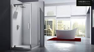 Merlin Shower Doors Merlyn Showering Series Collection