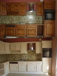 repeindre meuble de cuisine en bois relooker sa cuisine sans se ruiner décoration relooker sa