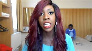show me hair colors rpg show lace wig review youtube