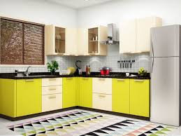 kitchens with different colored cabinets glass tile for kitchen backsplash antique countertop display case
