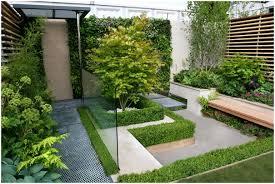 Modern Back Yard Backyards Enchanting Simple Designs Modern Garden Design Patio