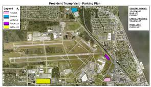 Virginia Tech Parking Map by Free Tickets Available President Trump Makes U0027thank You U0027 Stop At