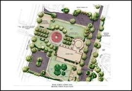 residential site plan subdivision site plan review town of forest nc