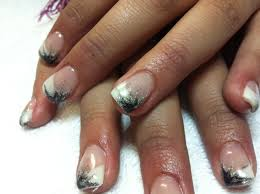 nail tip designs ideas french tip nail art designs acrylic nail