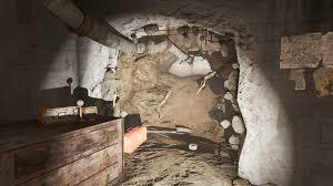 image fo4 backyard bunker interior 2 png fallout wiki fandom