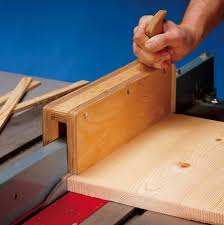 wood magazine u0027s thin strip ripping push block push stick