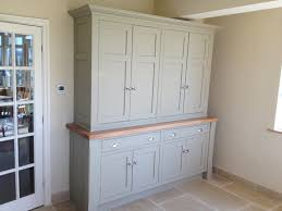 painted bespoke kitchens nearing completion kitchen crafts and