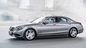 future mercedes s class mercedes to build all electric s class top gear