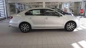 volkswagen jetta white 2017 2016 volkswagen jetta reflex silver metallic stock 110875