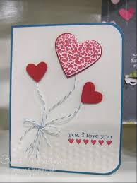 Designs Of Making Greeting Cards For Valentines Stampin Up Card Ideas Stampwithkriss Com Stampin Up