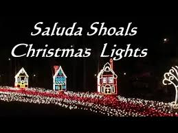 plantation baptist church christmas lights saluda shoals christmas lights columbia sc my south carolina