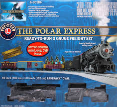 lionel o 6 30184 the polar express freight set 0 8 0 steam