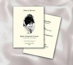 funeral booklets funeral booklets funeral service in ilford uk
