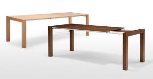 bramante extending dining table ash made com
