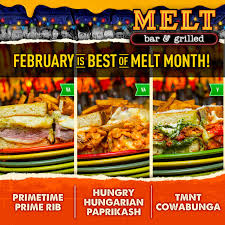 Easton Mall Map Easton Melt Bar And Grilled