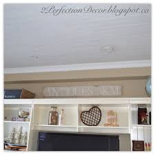 Wood Ceiling Designs Living Room by 2perfection Decor Living Room Plank Wood Ceiling