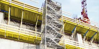 stair tower 250 doka