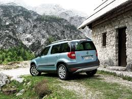 3dtuning of skoda yeti suv 2010 3dtuning com unique on line car